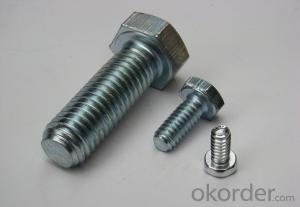 Bolt M8*90 HEX Made in Chna wiith Good Quality