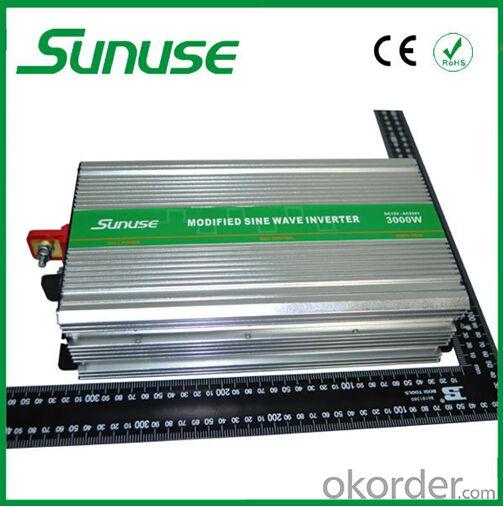 Solar Sine Wave Inverter 24v 230v 3000w Dc To Ac Inverter Supply For Power Pank