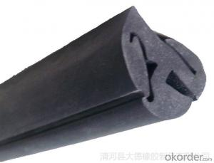 Auto Windshield Rubber Seal Strip for Sale