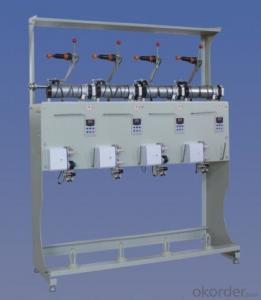 Cotton Yarn Winding Machine with Electric Motor