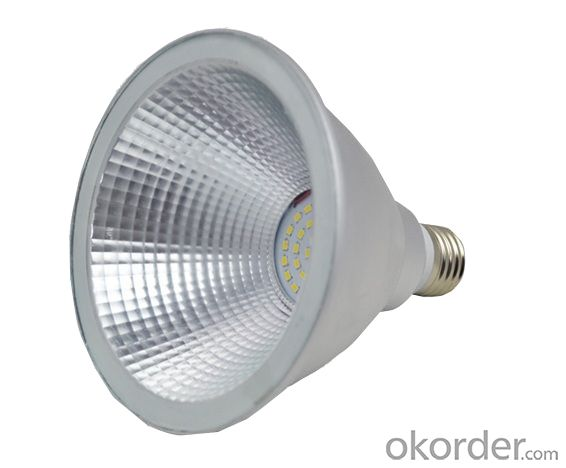 LED Par38 Ceiling LED Light  CE and RoHS Approved E27 E26 Base IP65