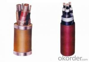 PVC Insulated and Sheathed Shipboard Power Cable of Rated