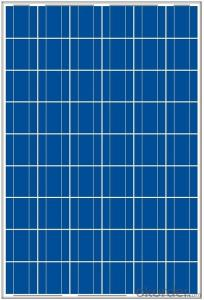 CNBM Polycrystalline Solar Panels for Pipeline Projects