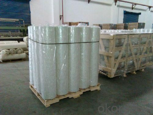 E-glass Fiberglass Chopped Strand  Mat, Powder Bonded