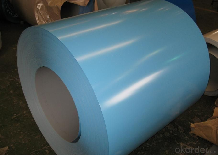 Color Coated Pre-Painted Steel Coil or Steel Sheet in Prime Quality