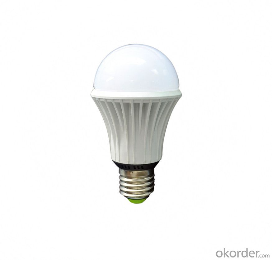 720lm 7W Samsung SMD5630 led bulb Equare to 60W incandescent lamp