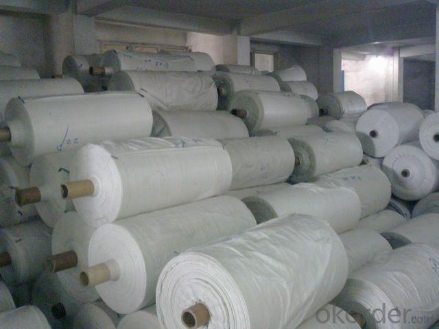 White PP Woven Bags/PP Woven Sacks For Wheat Flour Fertilizer