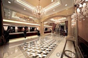 Full Polished Glazed Porcelain Tile 600 YDLAA222