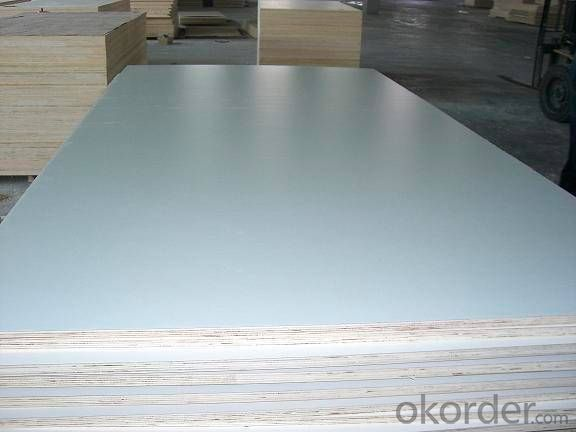 Polyester  Plywood  Melamine  Faced Plywood