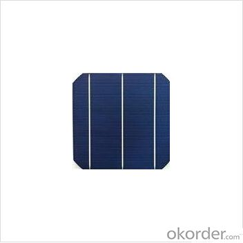 Monocrystalline Solar Cell High Quality 18.6