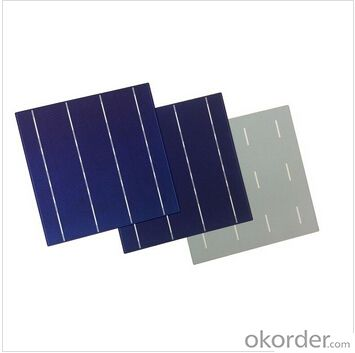 Polycrystalline Solar Cell High Quality 17.2%