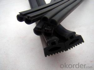 Aluminum Window or Door Rubber Seal Strips