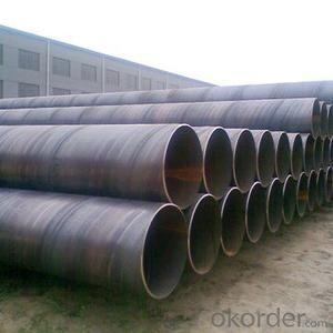 Spiral Submerged Arc Welded Steel Pipe API 5L