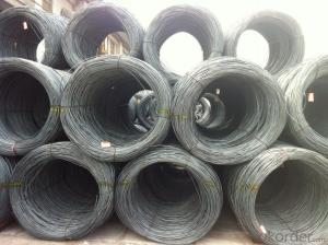 High Quality Hot Rolled  Wire Rod Carbon Steel