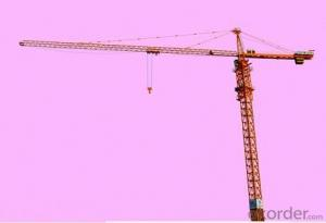 Tower Crane Split in row of weight 2012 hot QTZ50A(4810)