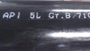 Slaw Pipe Api 5l Gr. b Used for Oil and Gas Transportation