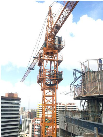 Topkit Tower Crane TC6021  with Jib legth of 60M