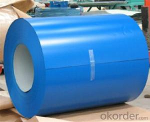Prepainted Galvanized steel Coil ASTM 615 PPGI PPGL