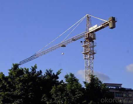 Tower Crane Split in row of weight  QTZ80(6010)