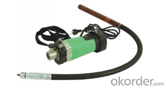 Electric Type Vibrator Eccentric International Vibrator BV35