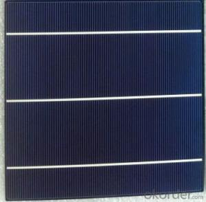 Polycrystalline Solar Cell High Quality 17.80%-17.99% Effy