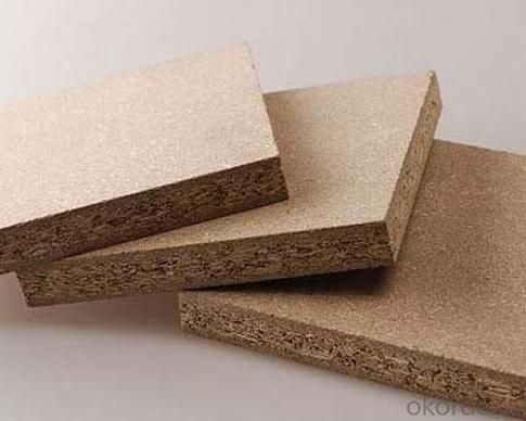 Anti-Moisture Particle Board Moisture Resistant Chipboard
