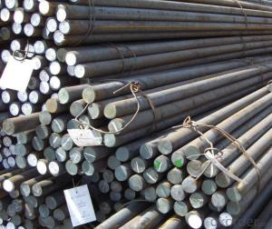 50Mn Alloy Steel Round Bar of CNBM 16-300MM