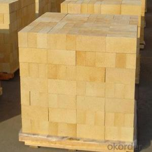 Insulating Firebricks of High Alumina Content