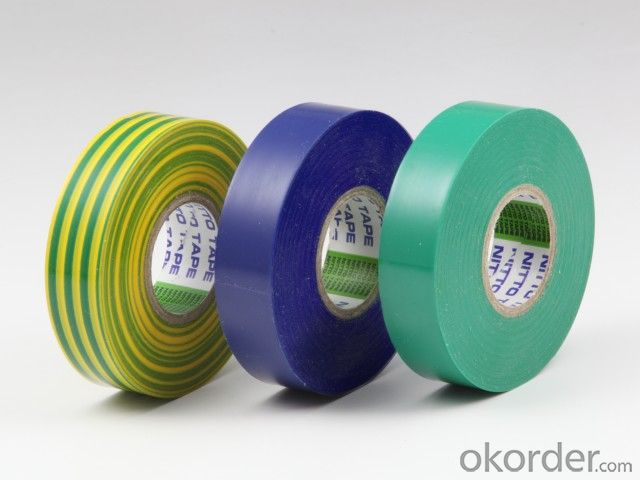Industral Electrical Insulating PVC Tape