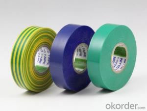 Colorful Insulating  UM  Grade  PVC Tape