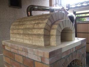 Refractory Bricks with Excellent Mechanical Strength