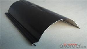 Half round U Aluminium Gutter System, Gutter Drain,Aluminum Gutter