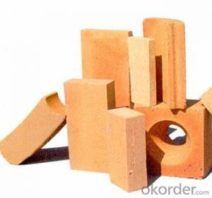 High Alumina Firebricks with 1750 Refactoriness