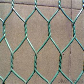 Hexagonal Wire Mesh Chicken Netting Galvanized PVC Factory Price