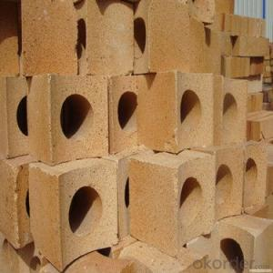 High Aluminium Brick Commonly Used in The Roof of Electric Furnace