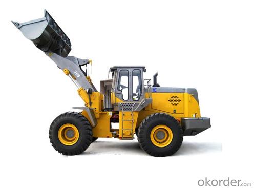 LQ956 Wheel Loader for construction