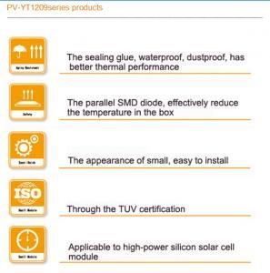 Solar Photovoltaic Junction Box PV-YT1209