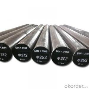 Alloy Round Steel Bar 40Mn 50Mn  20CrNi4