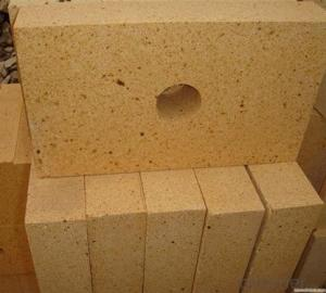 High Aluminium Brick Used in Rotary Skin