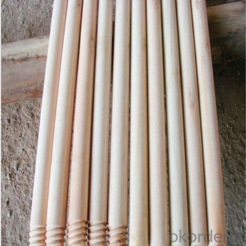 Wooden Stick Handle Varnished For Mop With Best Price