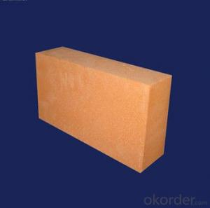 Refractory Material Bricks for Thermal Insulating