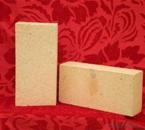 Insulating Firebricks of High Alumina Content