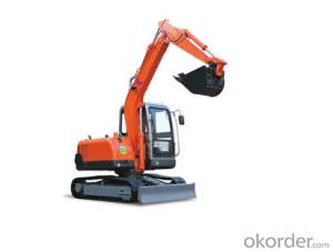 C60-8Crawler Excavator MINI
