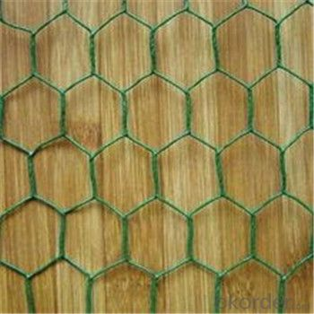 Hexagonal Wire Mesh Chicken Wire Netting Galvanized PVC Lower Price