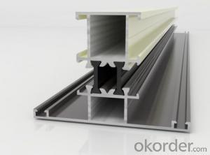 Aluminum Frame and Profile for Window Door Equipment