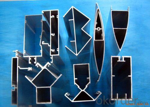 Aluminum Window Profile Customerized Design