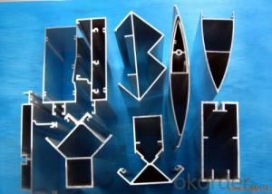 Aluminum Window Profile Customerized Design