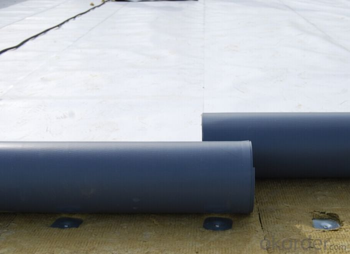 TPO Waterproof Roofing Membrane Thickness with 1.2 mm