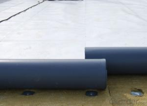 TPO Waterproof Roofing Membrane Thickness with 0.8 mm