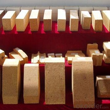Fire Bricks Thermal Insulating Refractory Material